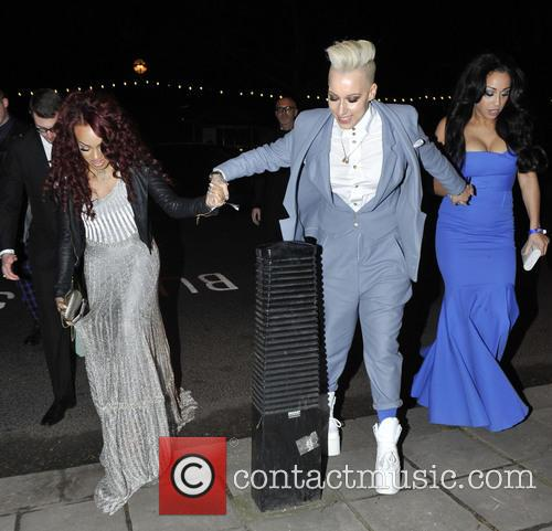 Alexandra Buggs, Karis Anderson, Courtney Rumbold and Stooshe 3