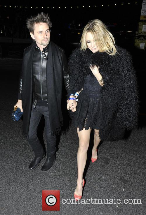 Matthew Bellamy and Kate Hudson 1