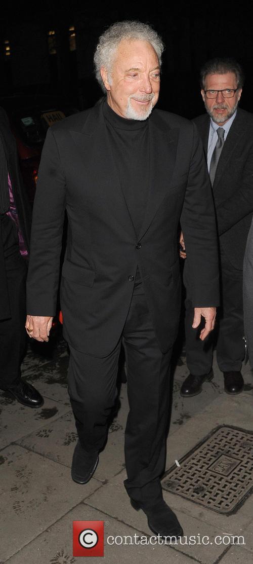 Celebrities leave the HMV Forum