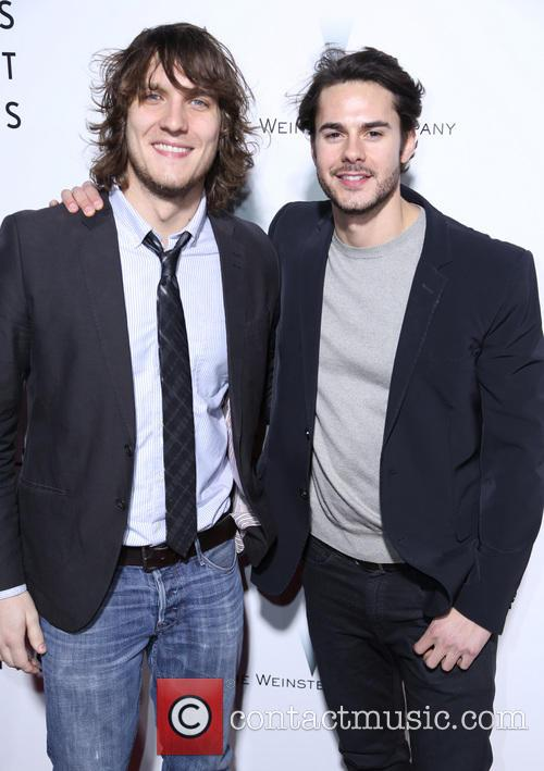 Scott Michael Foster and Jayson Blair 2