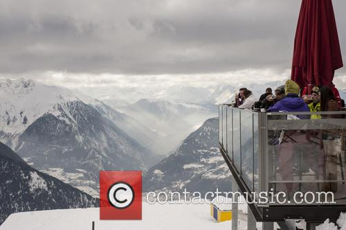 Prince Harry and General View 6