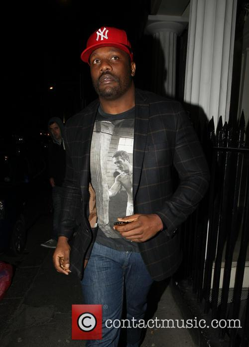 Sony and Dereck Chisora 3