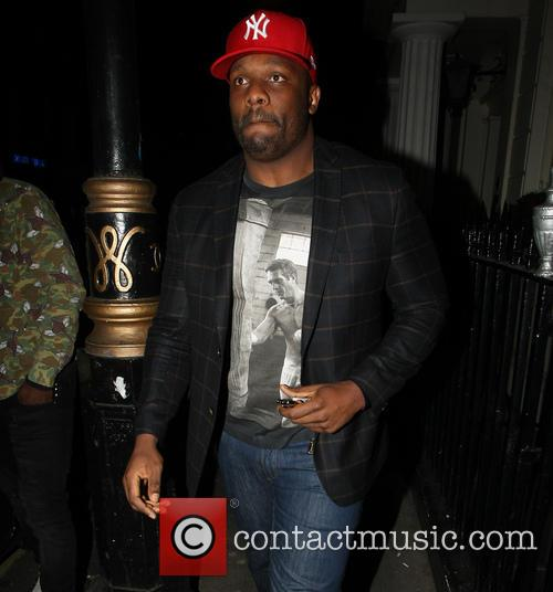 Sony and Dereck Chisora 6