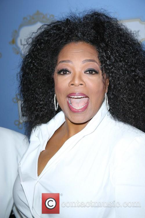 Oprah Winfrey, Essence Black Women In Hollywood Luncheon