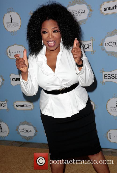 Oprah Winfrey 17