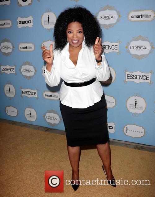 Oprah Winfrey 19