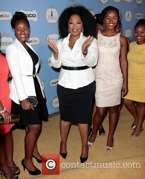 Oprah Winfrey 33