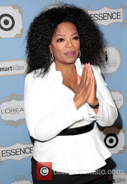 Oprah Winfrey 34