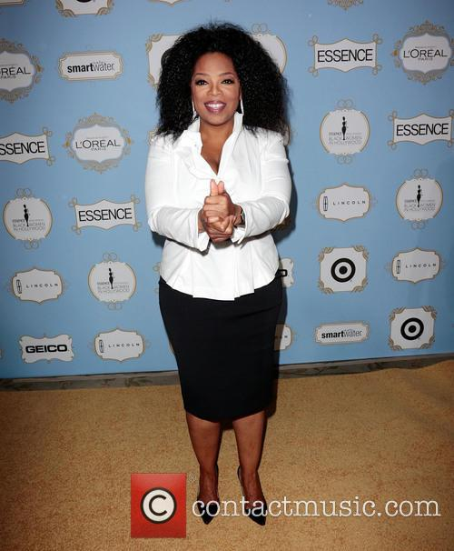 Oprah Winfrey 35