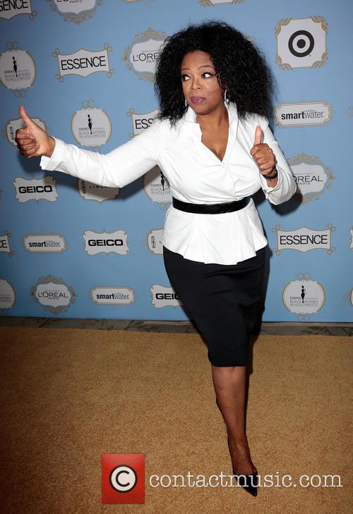 Oprah Winfrey 36