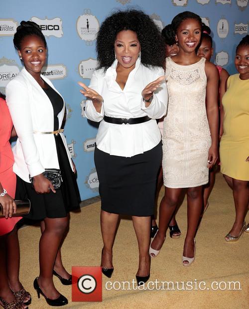 Oprah Winfrey 38