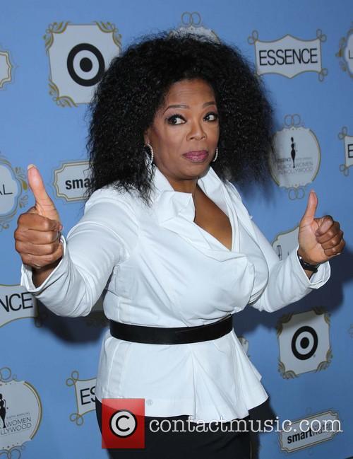 Oprah Winfrey, Essence Black Women In Hollywood Luncheon