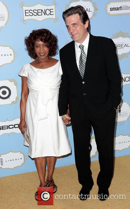 Alfre Woodard and Roderick Spencer 10