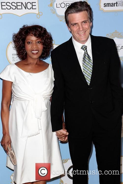 Alfre Woodard and Roderick Spencer 11