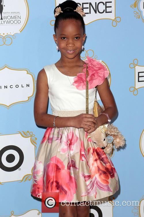 Quvenzhane Wallis - 6th Annual Essence Black Women in Hollywood luncheon held at the Beverly Hills hotel -