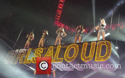 Girls Aloud, Kimberley Walsh, Nicola Roberts, Nadine Coyle, Cheryl Cole and Sarah Harding 2