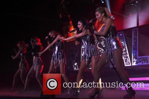 Girls Aloud, Kimberley Walsh, Nicola Roberts, Nadine Coyle, Cheryl Cole and Sarah Harding 4