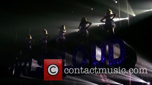Girls Aloud, Kimberley Walsh, Nicola Roberts, Nadine Coyle, Cheryl Cole and Sarah Harding 1