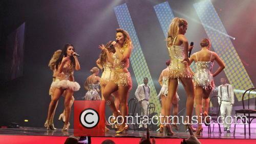 Girls Aloud, Sarah Harding, Cheryl Cole, Kimberley Walsh, Nicola Roberts and Nadine Coyle 5