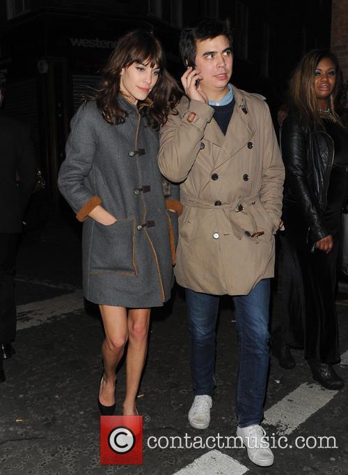 Alexa Chung, Brit Awards