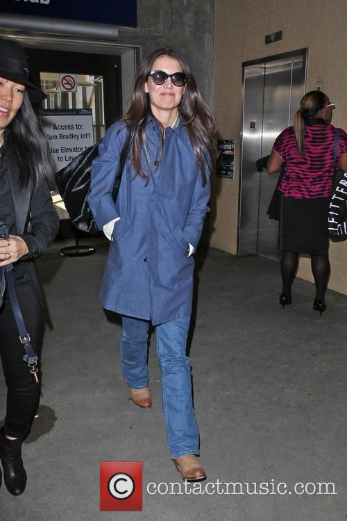 katie holmes katie holmes arriving at lax 3518170