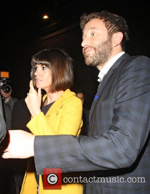 chris o'dowd the universal music brits party 3516642