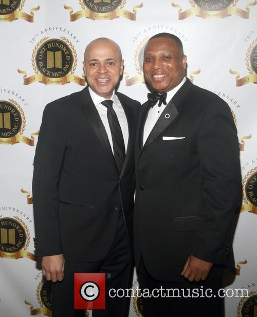 The One Hundred Black Men Gala Honoring The...