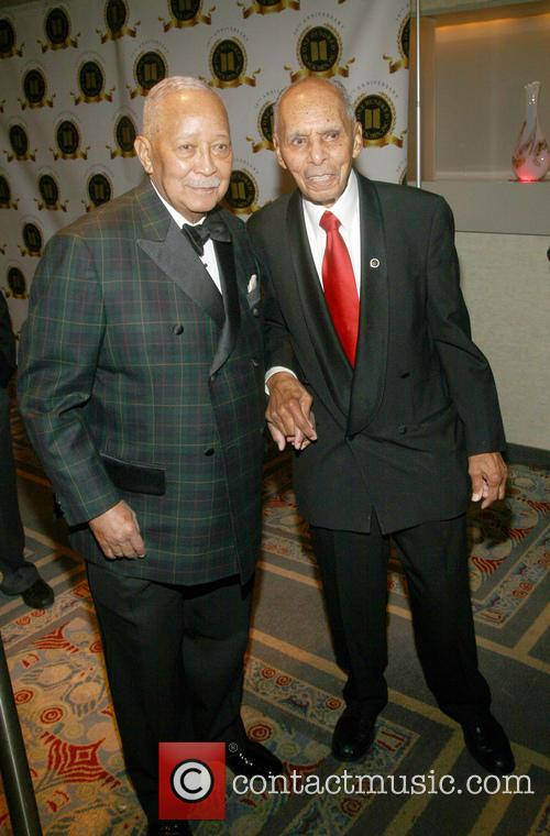 The Hon. David N. Dinkins and Roscoe Brown 3