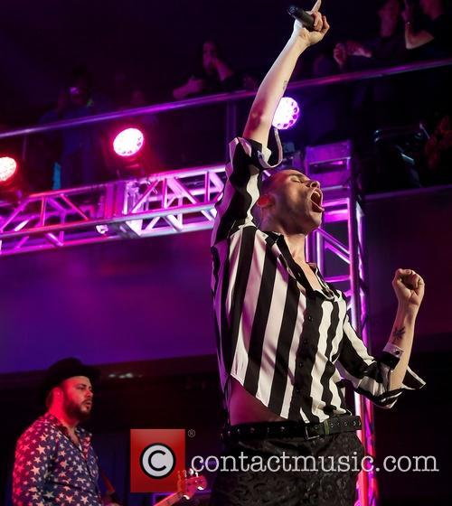 neon trees billboard concert 2013 at stage 3519852