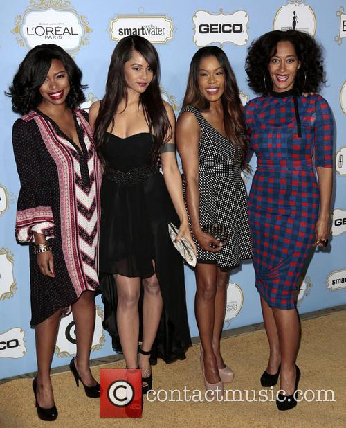 Jill Marie Jones, Persia White, Golden Brooks and And Tracee Ellis 5