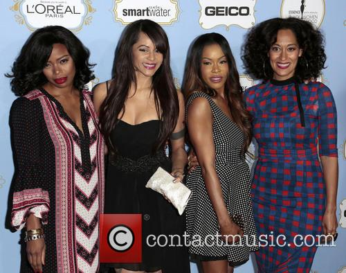 Jill Marie Jones, Persia White, Golden Brooks and And Tracee Ellis 6