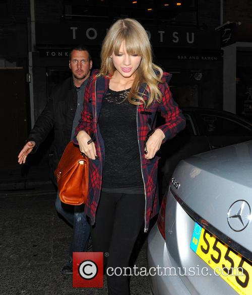 taylor swift taylor swift at groucho club 3519177