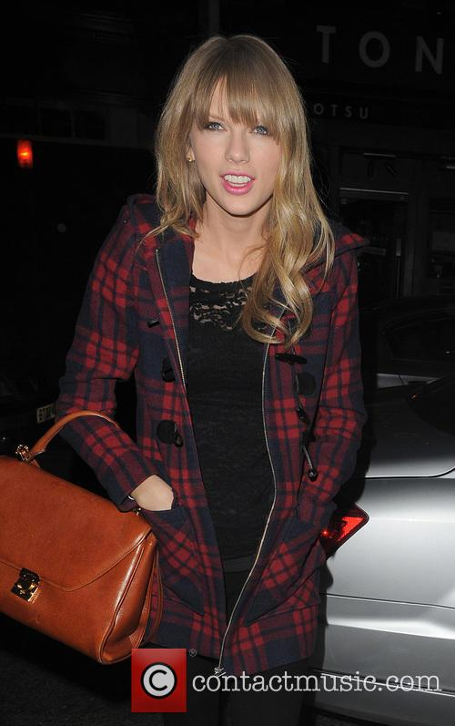 Taylor Swift, Groucho Club
