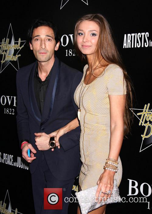 Adrien Brody, Sunset Tower Hotel