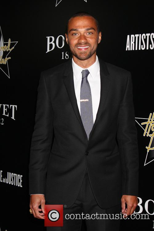 Jesse Williams, Sunset Tower Hotel