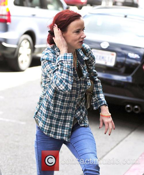 Juliette Lewis In Beverly Hills