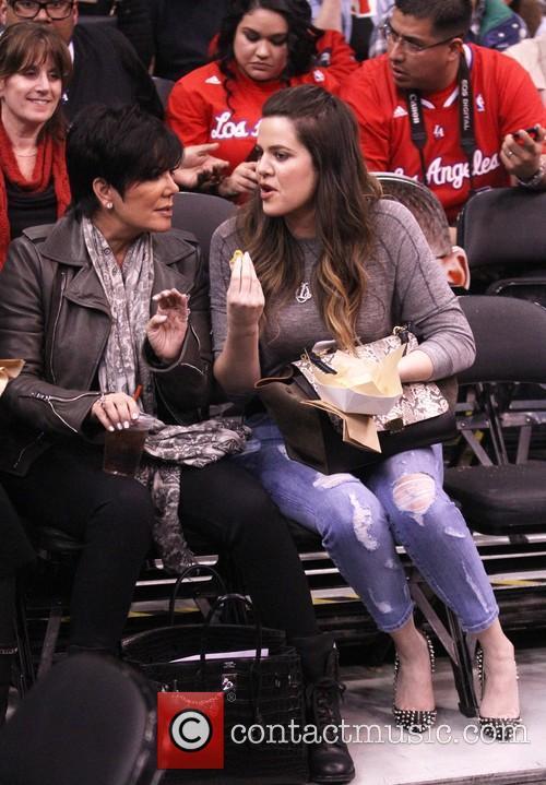 Kris Jenner and Khloe Kardashian 5