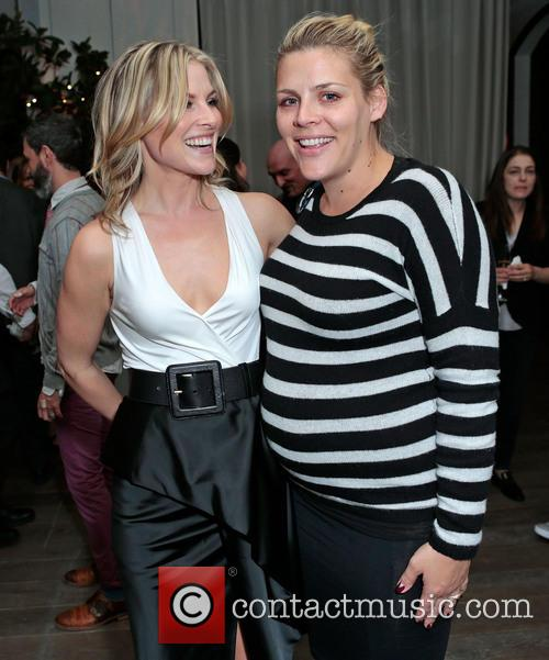 Ali Larter and Busy Philipps 7