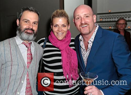 Marc Silverstein, Busy Philipps and Michael Sucsy 1