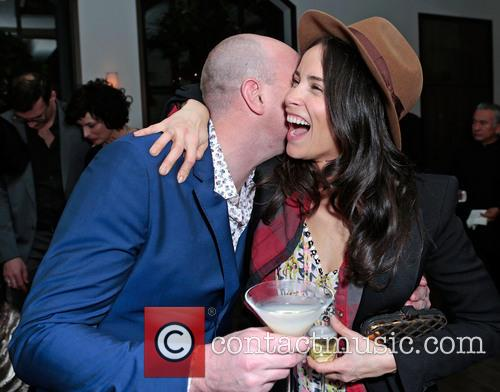 michael sucsy abigail spencer michael sucsy birthday party 3519711