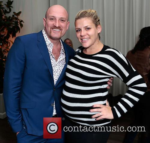 Michael Sucsy and Busy Philipps 2