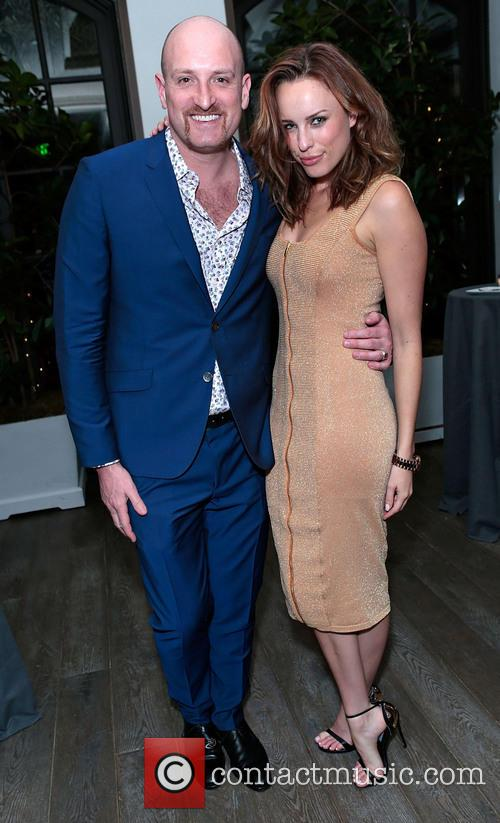 Michael Sucsy and Jessica Mcnamee 6