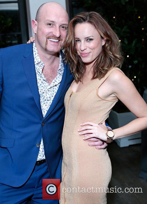 Michael Sucsy and Jessica Mcnamee 8