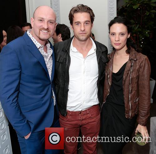 Michael Sucsy, Scott Speedman and Camille De Pazzis 4