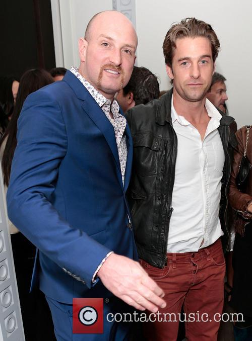 Michael Sucsy and Scott Speedman 9