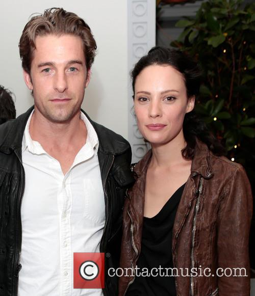 Scott Speedman and Camille De Pazzis 2