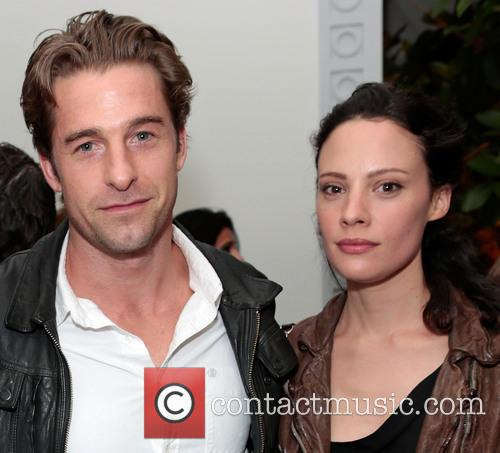 Scott Speedman and Camille De Pazzis 1
