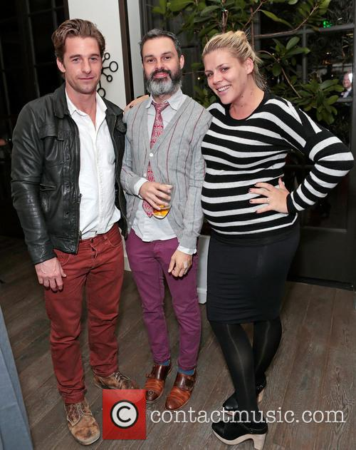 Scott Speedman, Marc Silverstein and Busy Philipps 7