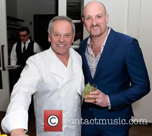 Wolfgang Puck and Michael Sucsy 3