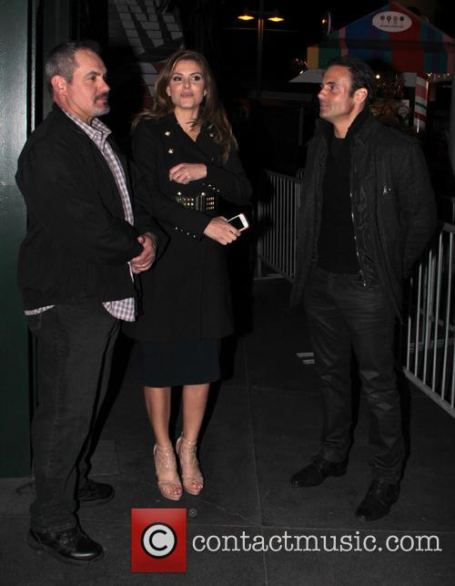 Celebrities leave Mixology 101 Bar & Lounge